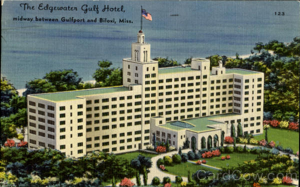 The Edgewater Gulf Hotel Biloxi Ms