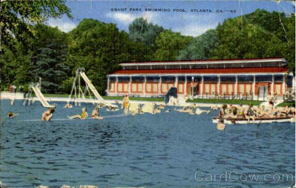 Grant Park Swimming Pool Atlanta Ga