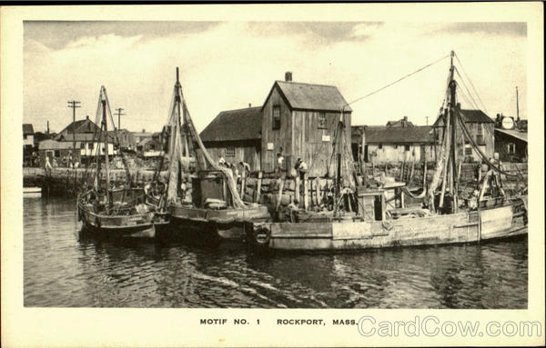 Motif No. 1 Rockport Massachusetts
