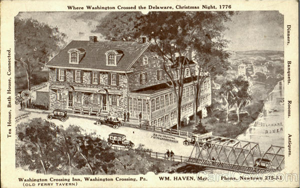 Washington Crossing Inn Pennsylvania