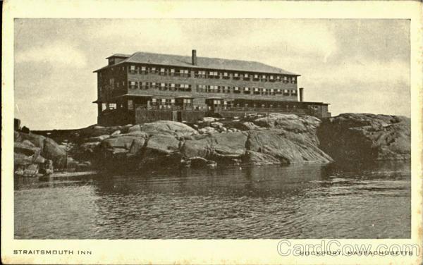 Straitsmouth Inn Rockport Massachusetts