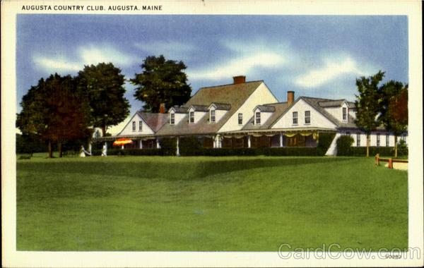 Augusta Country Club Maine