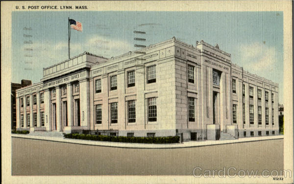 U. S. Post Office Lynn Massachusetts