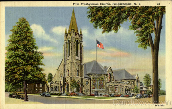 First Presbyterian Church Poughkeepsie New York