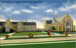 New Presbyterian Church, Highland Park