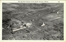 The Soybean Capitol Of The World Postcard