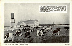 The Guilford County Dairy Farm