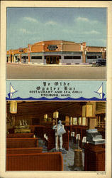 Ye Olde Oyster Bar Restaurant And Sea Grill