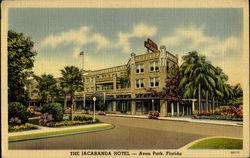 The Jacaranda Hotel