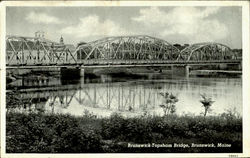Brunswick-Topsham Bridge