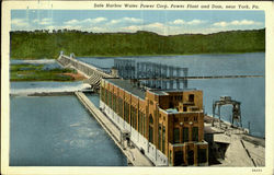 Safe Harbor Water Power Corp