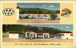 Del Sue Motor Inn, On Highway 66