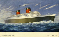 Queen Elizabeth Cunard White Star