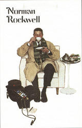 Norman Rockwell Red Rose Tea