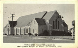 Westminster Presbyterian Church, 2045 Eighteenth at Naples And Baldwin