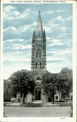 Holy Ghost Lutheran Church Postcard
