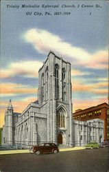 Trinity Methodist Episcopal Church, 2 Center St.