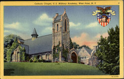 Catholic Chapel, U. S. Military Academy