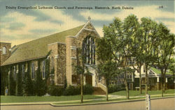 Trinity Evangelical Lutheran Church And Parsonage