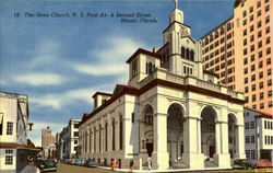 The Gesu Church, N. E. First Ave. & Second Street
