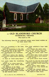 Old Blandford Church