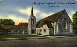 The First English Ev. Lutheran Church