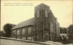 The Christian & Missionary Alliance Church, Humbolt Avenue & Boyer St