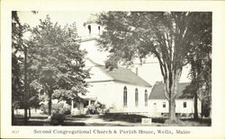 Second Congregational Church & Parish House
