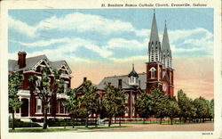 St. Boniface Roman Catholic Church