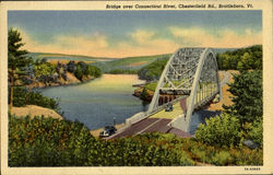 Bridge Over Connecticut River, Chesterfield Rd