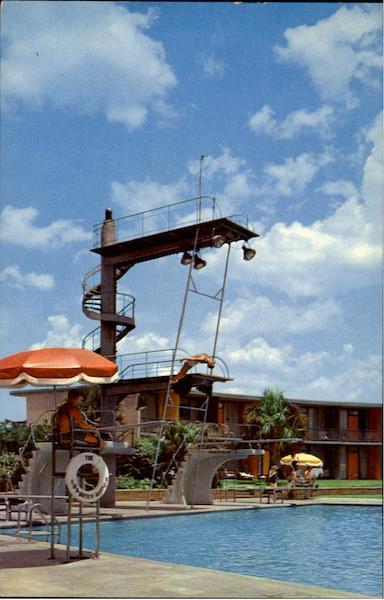 shamrock hilton hotel swimming pool houston tx