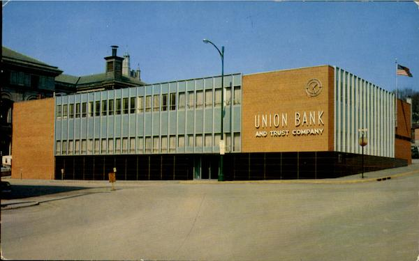 Union Bank And Trust Company Ottumwa Iowa