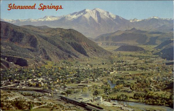 Glenwood Springs Elevation : Glenwood springs colorado