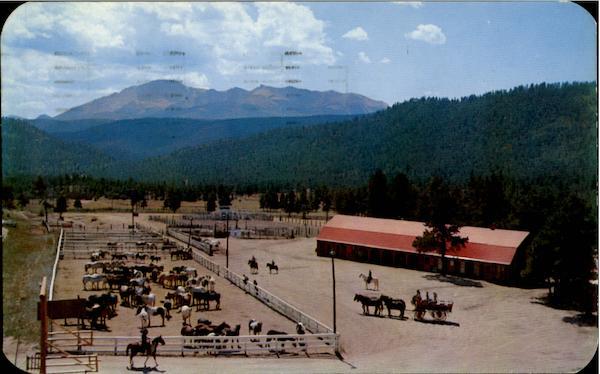 City Of Colorado Springs >> Pikes Peak, U. S. 24 Woodland park, CO