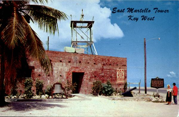 East Martello Tower Key West Florida