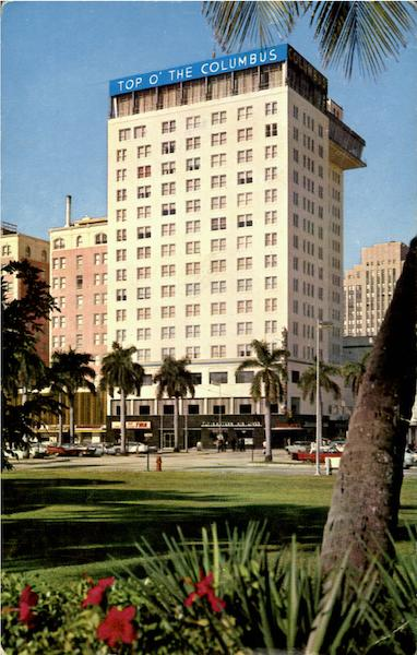 The Columbus Hotel Miami Florida