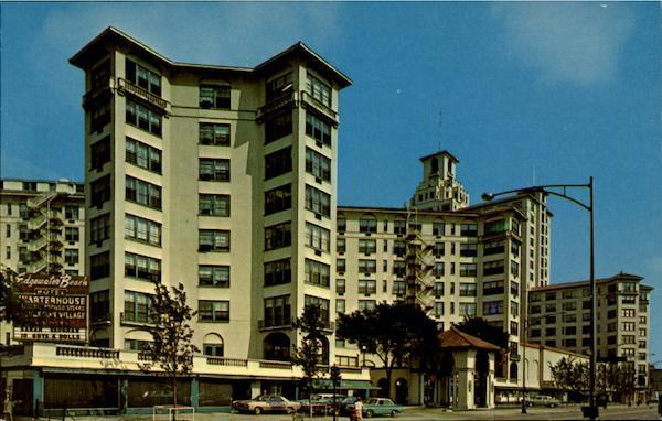 The Edgewater Beach Hotel Chicago Il