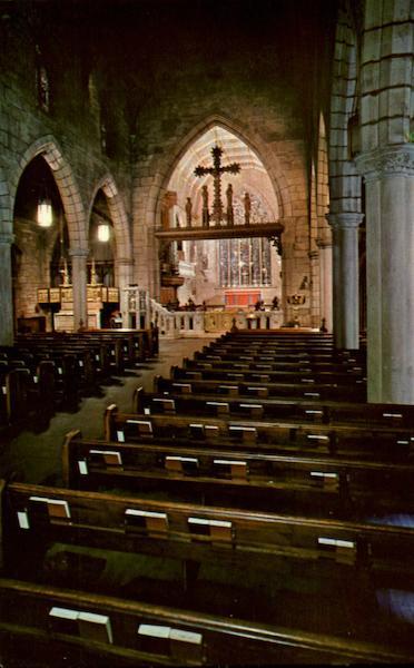 St. Mark's Episcopal Church, 1625 Locust Street ...