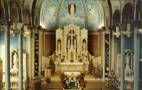 St Michael S Church Grand Forks Nd