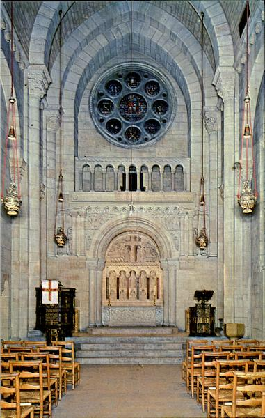 Christ Chapel Riverside Church New York City