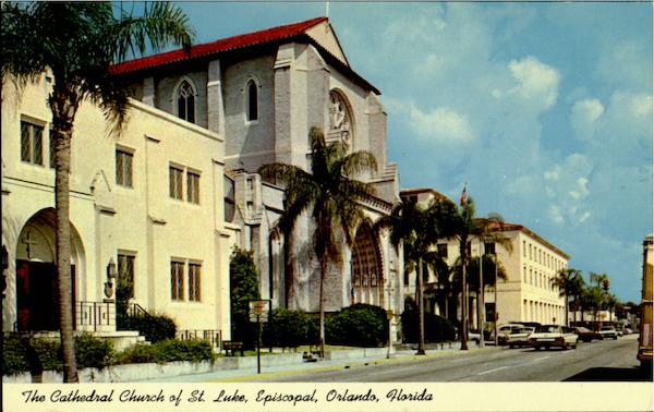The Cathedral Church Of St. Luke, Episcopal Orlando Florida