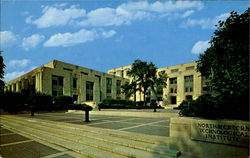 Northwestern Technological Institute, Evanston Campus, Northwestern University Postcard
