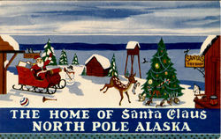 The Home Of Santa Claus, 511 Santa Claus Lane