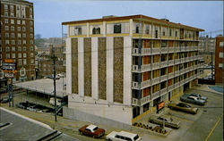 Downtowner Motor Inn, 1315 Walnut St
