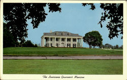 The Louisiana Governor's Mansion