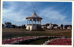 The Oak Bluffs Gazebo in Ocean Park
