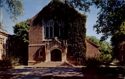 Herrick Chapel, Grinell College