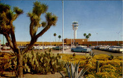Sky Harbor Airport Postcard