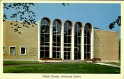 Stark County Historical Center Postcard