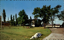 Anchor Motel, R.R. # 1 Postcard